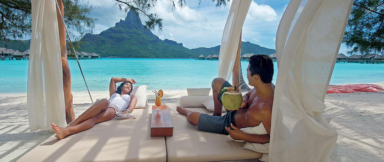 Bora Bora - Romantic Escapade at the InterContinental Bora Bora